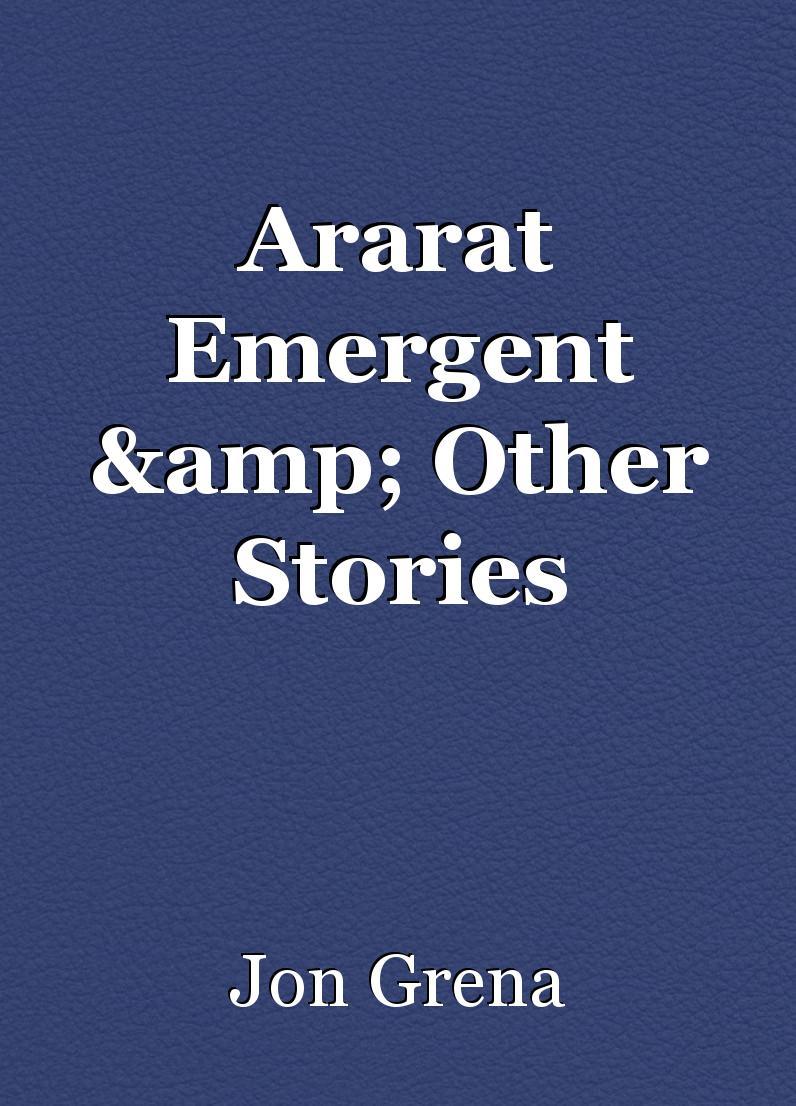 Aphrodisiac The Sexual Secret Of Marijuana 1971 ararat emergent & other stories: chapter 1, bookjon