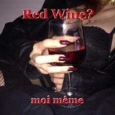Red Wine?