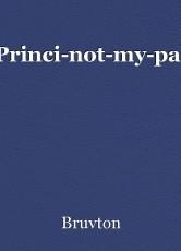 Princi-not-my-pal