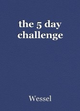 the 5 day challenge