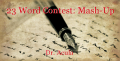 23 Word Contest: Mash-Up