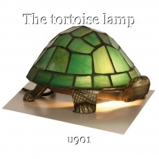 The tortoise lamp