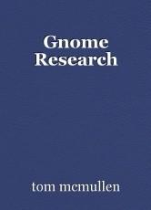Gnome Research