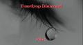 Teardrop Diamond