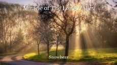 Miracle of The Lonely Alley