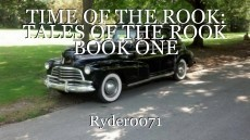 TIME OF THE ROOK: TALES OF THE ROOK BOOK ONE