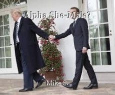 Alpha She-Male?