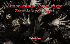 Simon & Shaun vs the Zombie Apocalypse