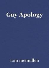Gay Apology