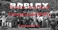 Roblox Unofficial Cringebook(WIP)