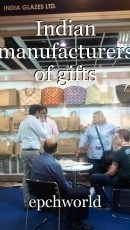 Indian manufacturers of gifts