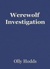 Werewolf Investigation