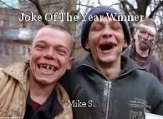 Joke Of The Year Winner