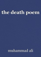 the death poem