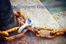 Delinquent Gnomes