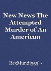New News The Attempted Murder of An American Grammy