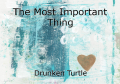 The Most Important Thing