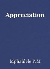 Appreciation
