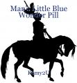 Man's Little Blue Wonder Pill