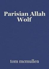 Parisian Allah Wolf
