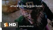 attack of the leprechaun