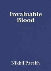 Invaluable Blood