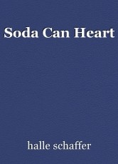 Soda Can Heart