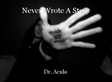 Never Wrote A Story