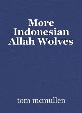 More Indonesian Allah Wolves