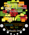 The 5 Human Values of Human Excellence