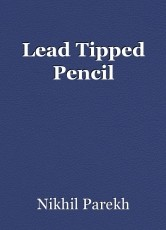 Lead Tipped Pencil