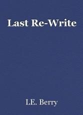 Last Re-Write