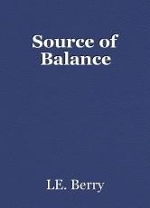Source of Balance