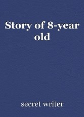 Story of 8-year old