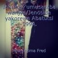 Inkuru y'umusaraba wanjye/Jenoside yakorewe Abatutsi 1994.