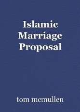 Islamic Marriage Proposal