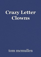 Crazy Letter Clowns