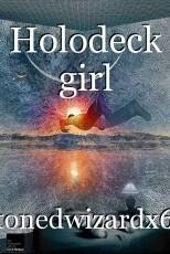 Holodeck girl