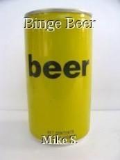 Binge Beer