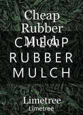 Cheap Rubber Mulch