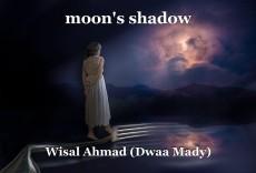 moon's shadow