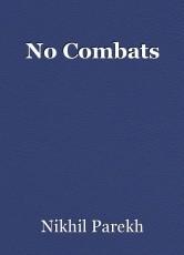 No Combats