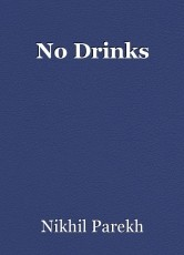 No Drinks