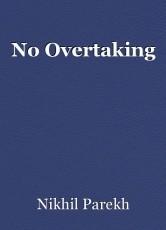 No Overtaking