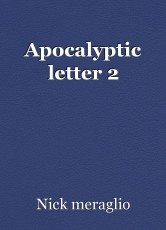 Apocalyptic letter 2