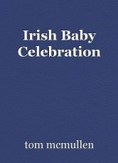 Irish Baby Celebration