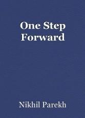 One Step Forward