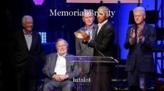 Memorial Brevity