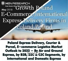 Growth Poland E-Commerce,International Express Delivery Firms in Poland,Poland E-commerce Market,Express Delivery Services in Warsaw : Ken Research
