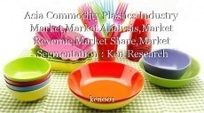 Asia Commodity Plastics Industry Market,Market Analysis,Market Revenue,Market Share,Market Segmentation : Ken Research